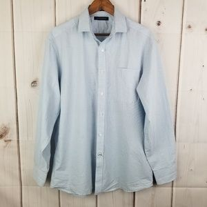 Tommy Hilfiger Button Down Shirt Size Large